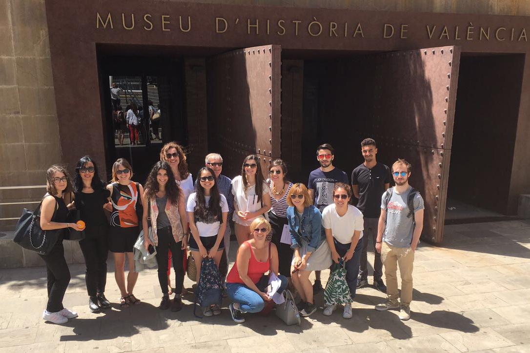 visita al museo de historia