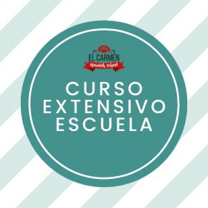 CURSO EXTENSIVO 4 H/SEMANA – 2 SEMANAS