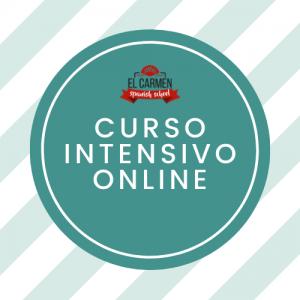 CURSO INTENSIVO ONLINE 10 H/ SEMANA – 8 SEMANAS